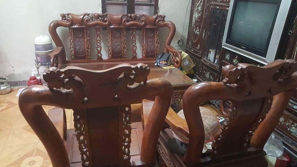 mua bàn ghế cũ