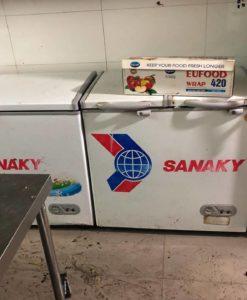 thanh lý tủ đông tủ mát cũ tại hà nội