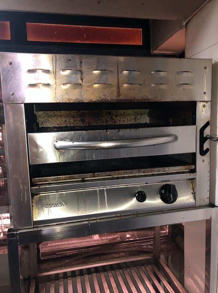 thu mua thiết bị nhà bếp cũ