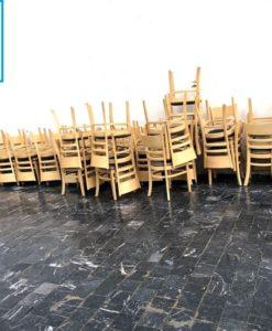 ghế nhà hàng thanh lý