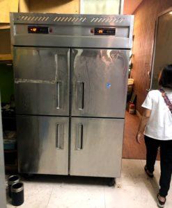 tủ đông lạnh công nghiệp ô cánh