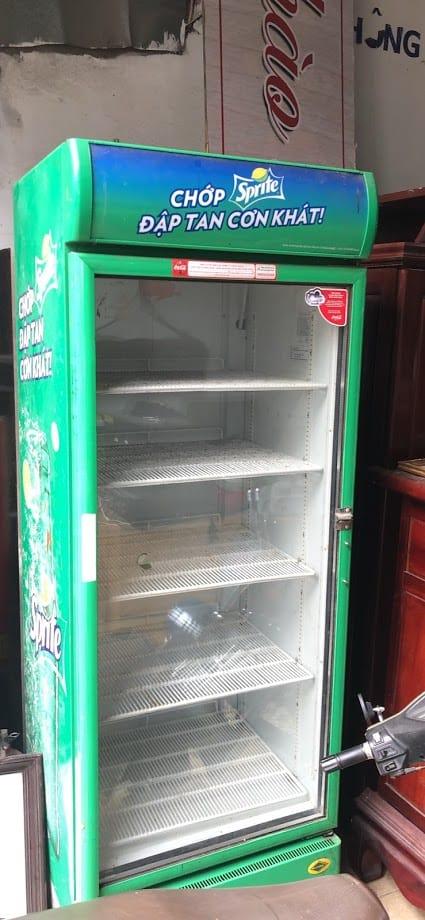 tủ mát cocacola thanh lý