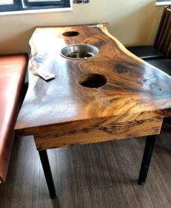 bàn nẩu nướng cũ thanh lý