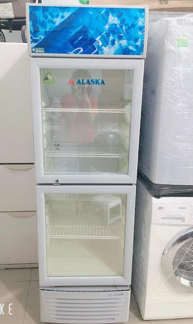 Tủ mát alaska 800 lít cũ